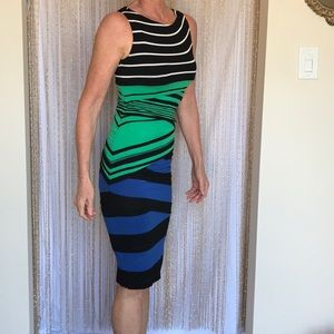 Fitted Dress Bailey 44 (Anthropologie)